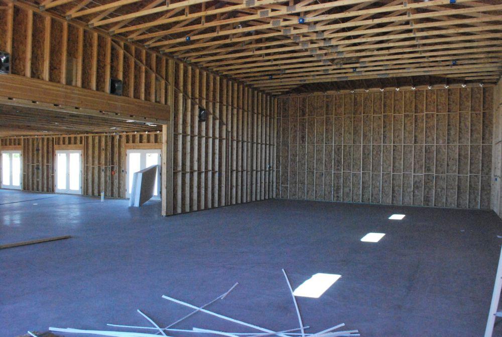 Hersam construction lake havasu contractor home for Custom rv garages